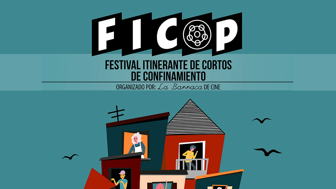 La barraca de cine presenta FICOP