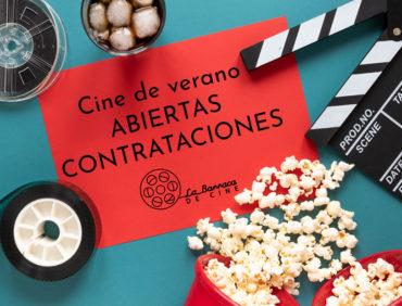 La barraca de cine presenta el primer cine de verano inclusivo de España