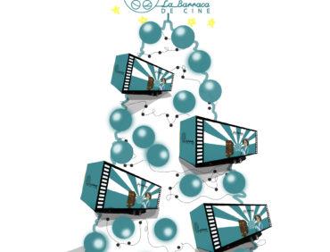 La Barraca de Cine os desea Feliz Navidad